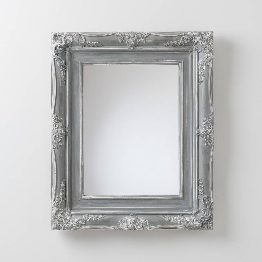 Hand Finished Mirrors | Product Categories | Hand Crafted Mirrors pertaining to Grey Vintage Mirrors (Image 14 of 25)
