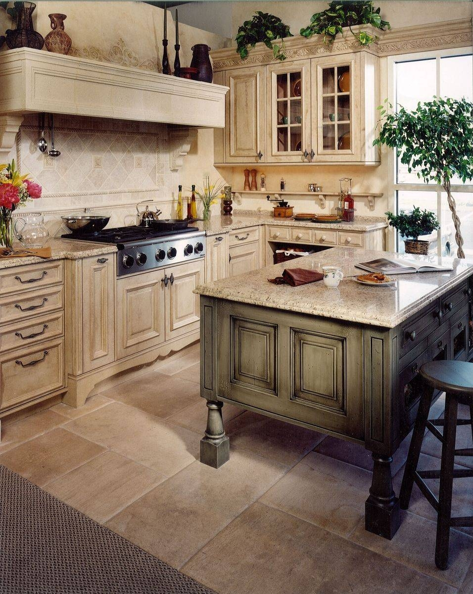Hand Made Tuscany Kitchen Remodelcabinets & Design Iron Llc pertaining to Tuscany Sideboards (Image 8 of 30)