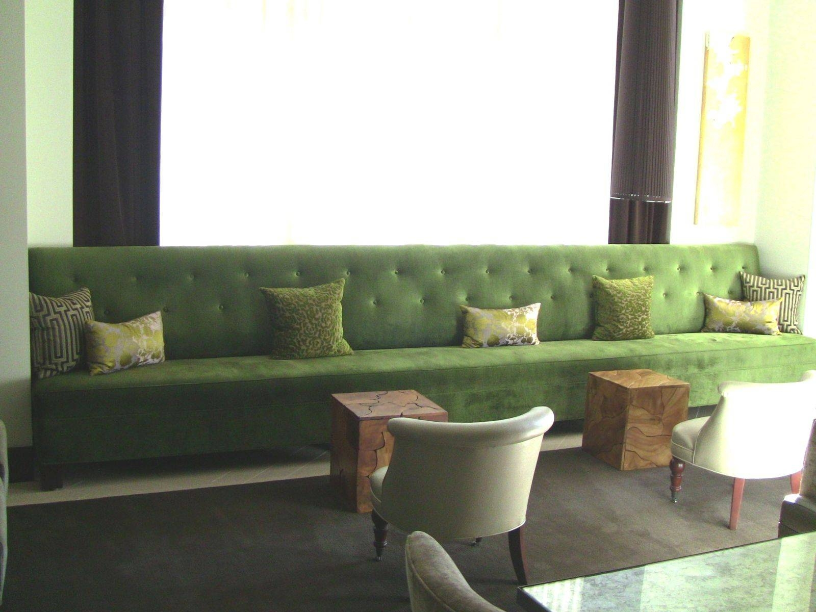 Hand Made W Hotel Residences - The Terrace - Custom Sofas, Custom regarding Customized Sofas (Image 16 of 30)