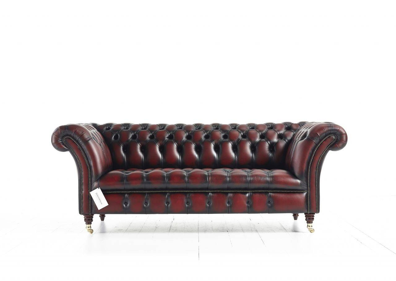 Handmade Chesterfield Sofas | Distinctive Chesterfields Usa in Chesterfield Furniture (Image 22 of 30)
