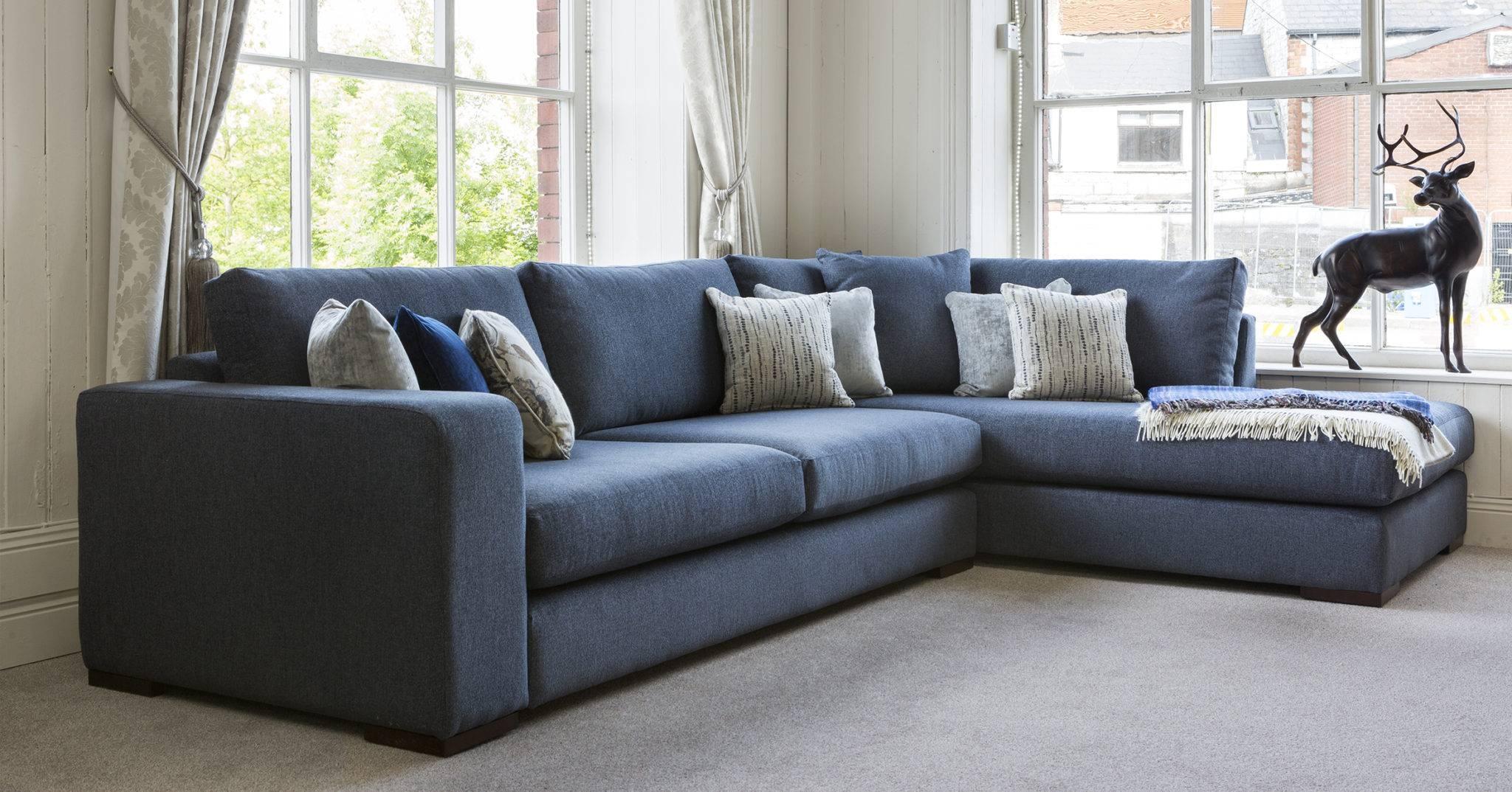 Handmade Irish Sofas, Corner Sofas, Chairs, Furniture Ireland throughout Corner Sofa and Swivel Chairs (Image 19 of 30)