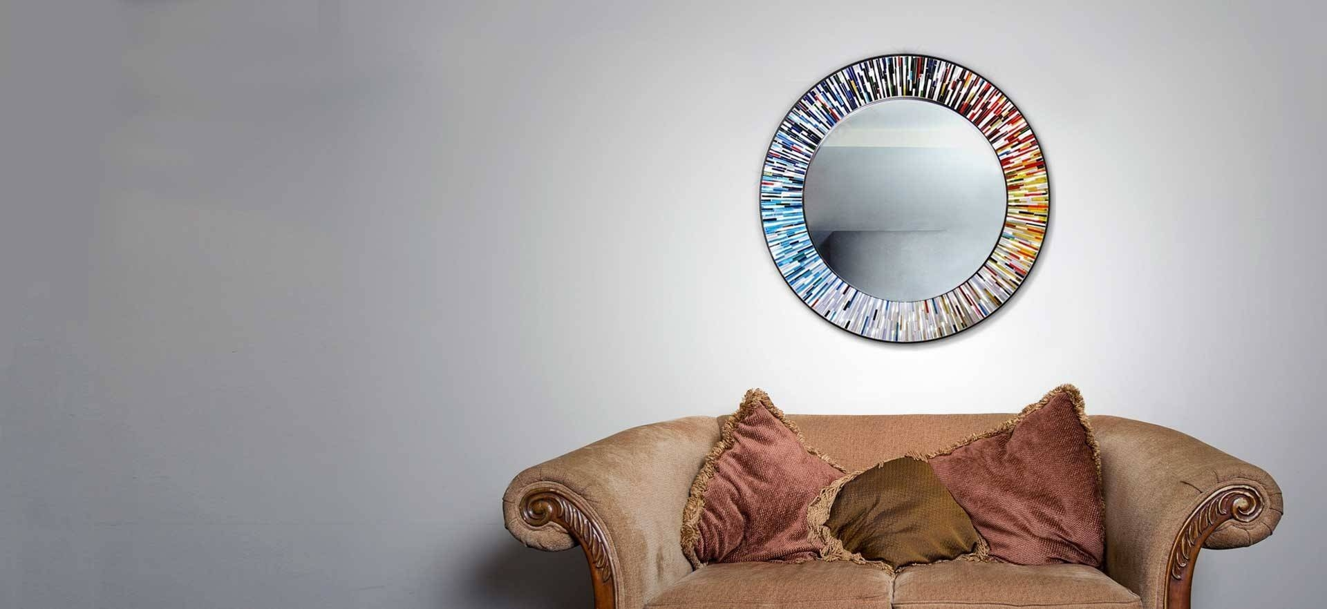 Handmade Mirrors. Luxury, Designer, Unusual And Modern - Piaggi throughout Unusual Mirrors (Image 10 of 25)