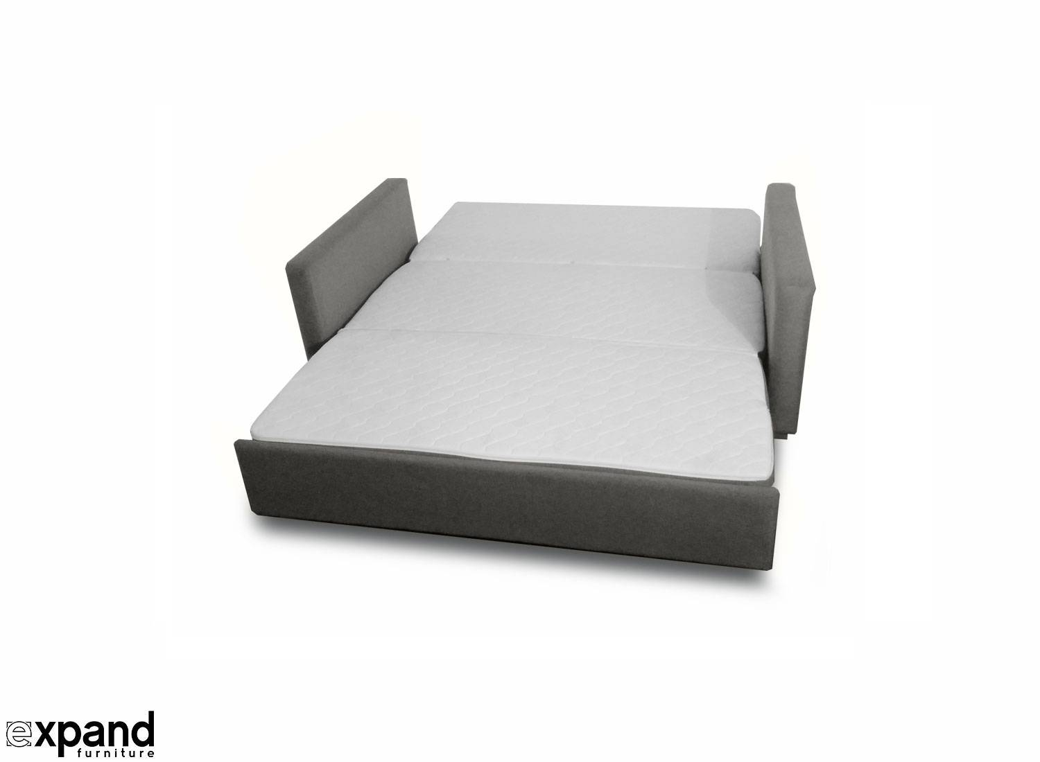 Harmony - Queen Size Memory Foam Sofa Bed | Expand Furniture regarding Sofa Beds Queen (Image 13 of 30)