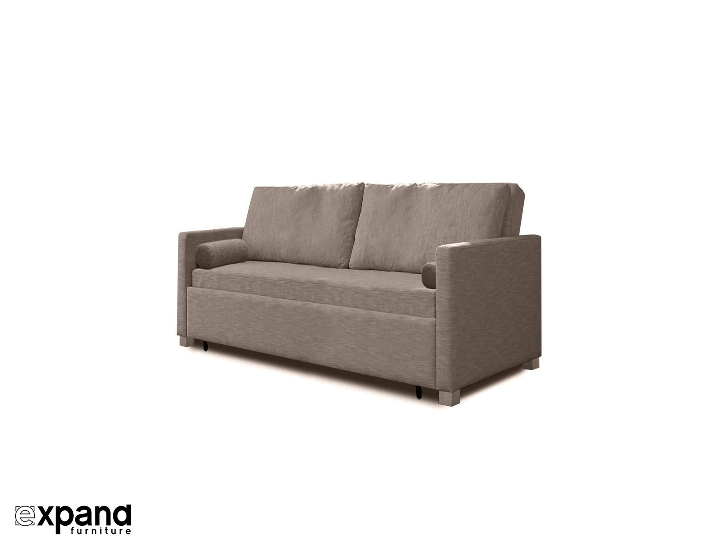 Harmony - Queen Size Memory Foam Sofa Bed | Expand Furniture regarding Sofa Beds Queen (Image 12 of 30)