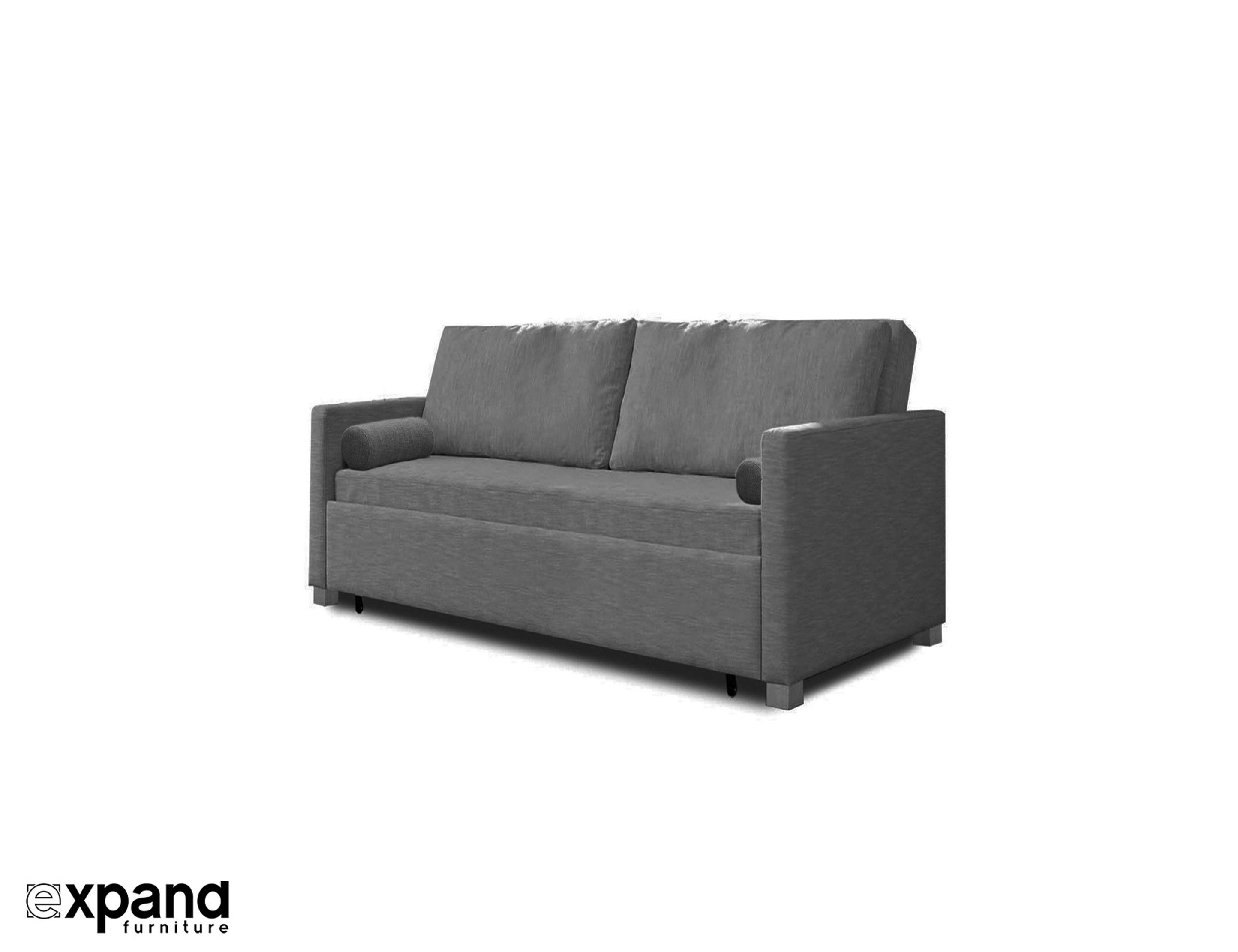 Harmony - Queen Size Memory Foam Sofa Bed | Expand Furniture throughout Sofa Beds Queen (Image 14 of 30)