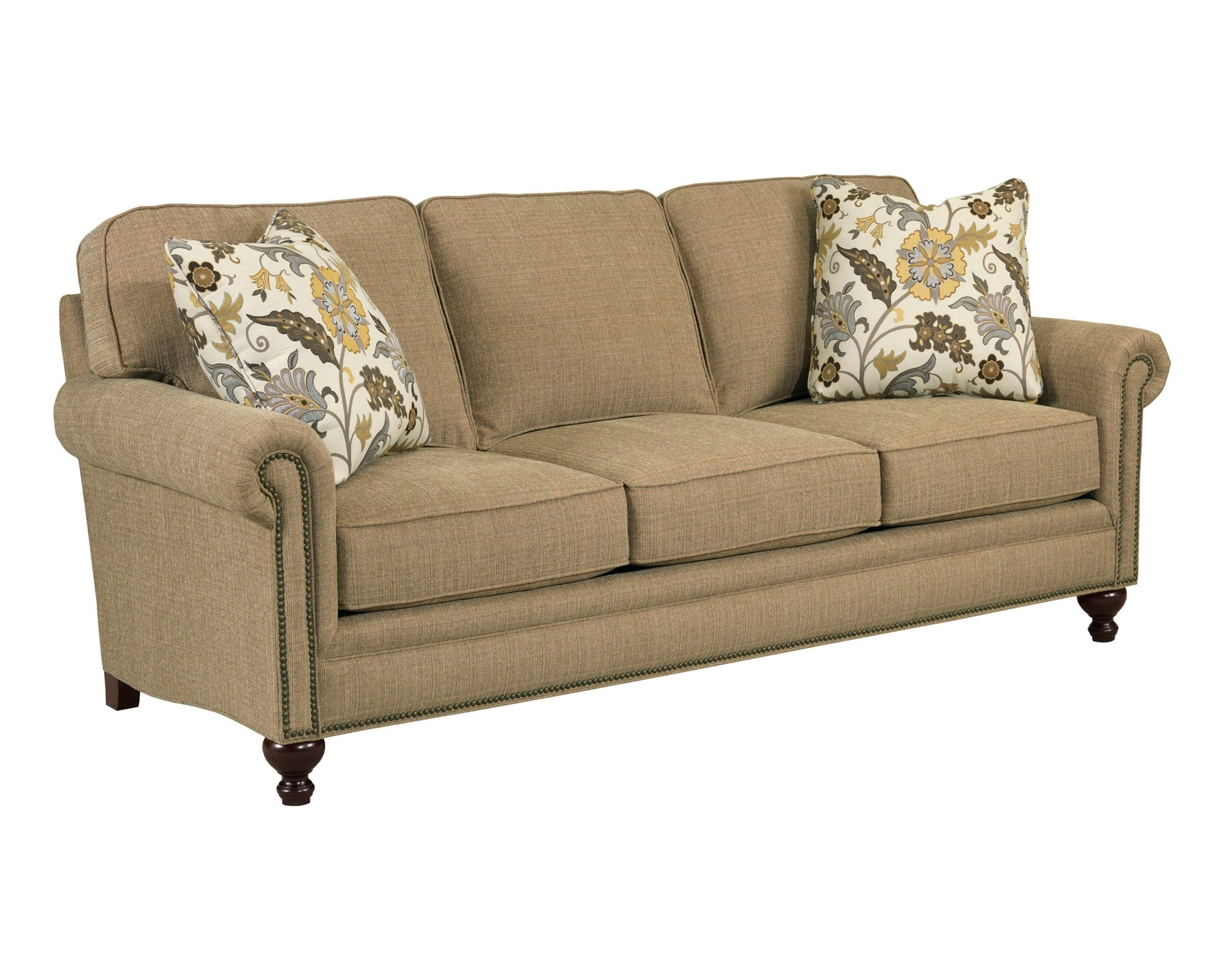 Harrison Sofabroyhill - Home Gallery Stores pertaining to Broyhill Sectional Sofas (Image 22 of 30)