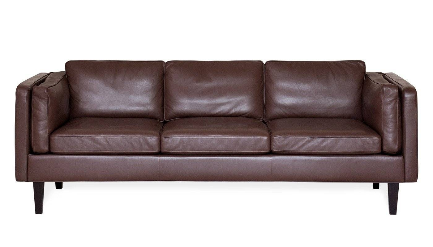 Heal's Chill 4 Seater Sofa Throughout 4 Seat Leather Sofas (View 8 of 30)