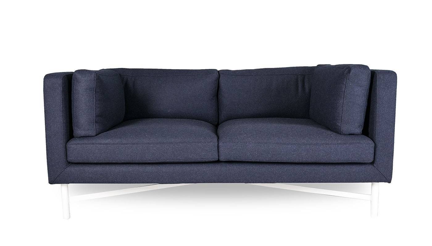 Heal's Dodie 2 Seater Sofa pertaining to Two Seater Chairs (Image 11 of 30)