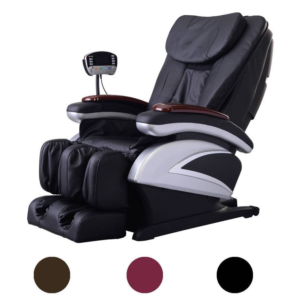 Health & Beauty Electric Massage Chairs | Ebay pertaining to Foot Massage Sofa Chairs (Image 17 of 30)