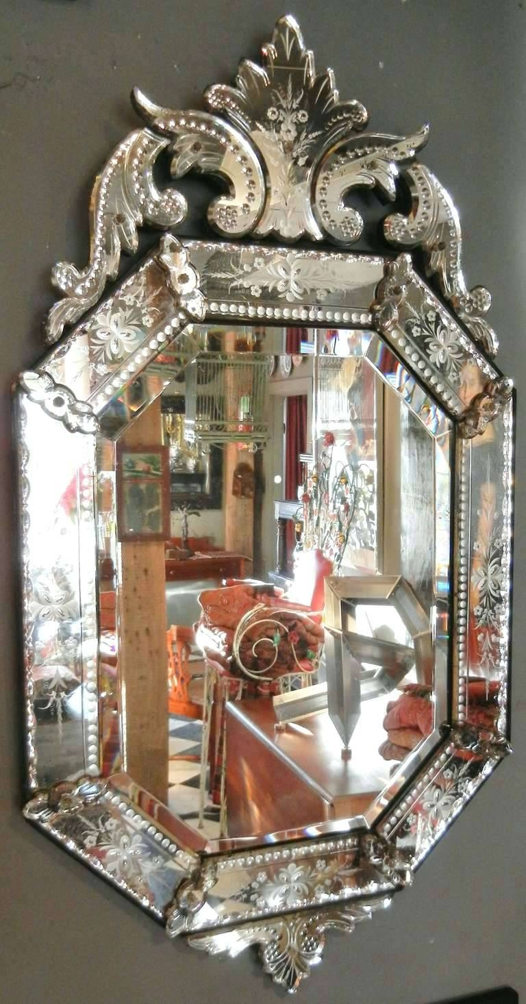 Heart Shape Venetian Wall Mirrorvenetian Mirrors Sale Glass with regard to Heart Venetian Mirrors (Image 13 of 25)