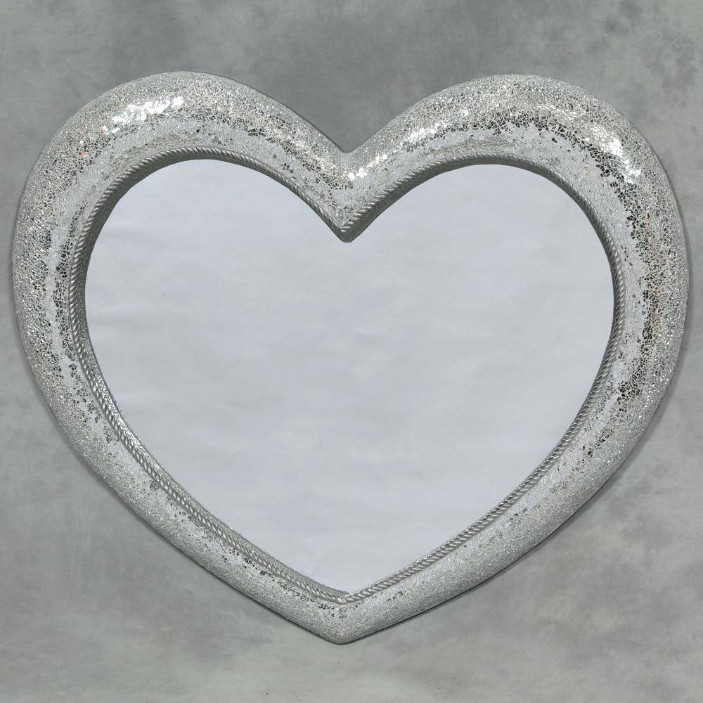 Heart Shaped Mirror For Wall – Shopwiz regarding Heart Shaped Mirrors for Wall (Image 4 of 25)