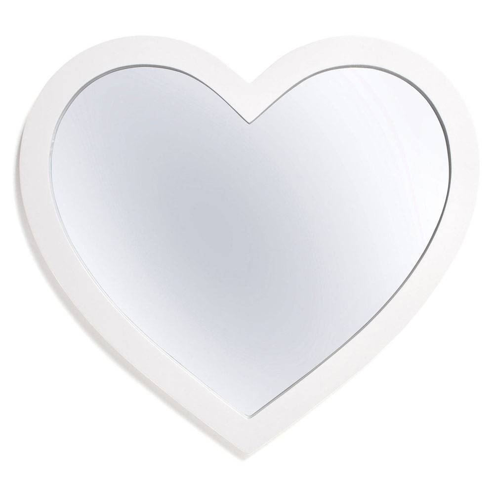Heart Wall Mirror | Gltc in Heart Wall Mirrors (Image 14 of 25)