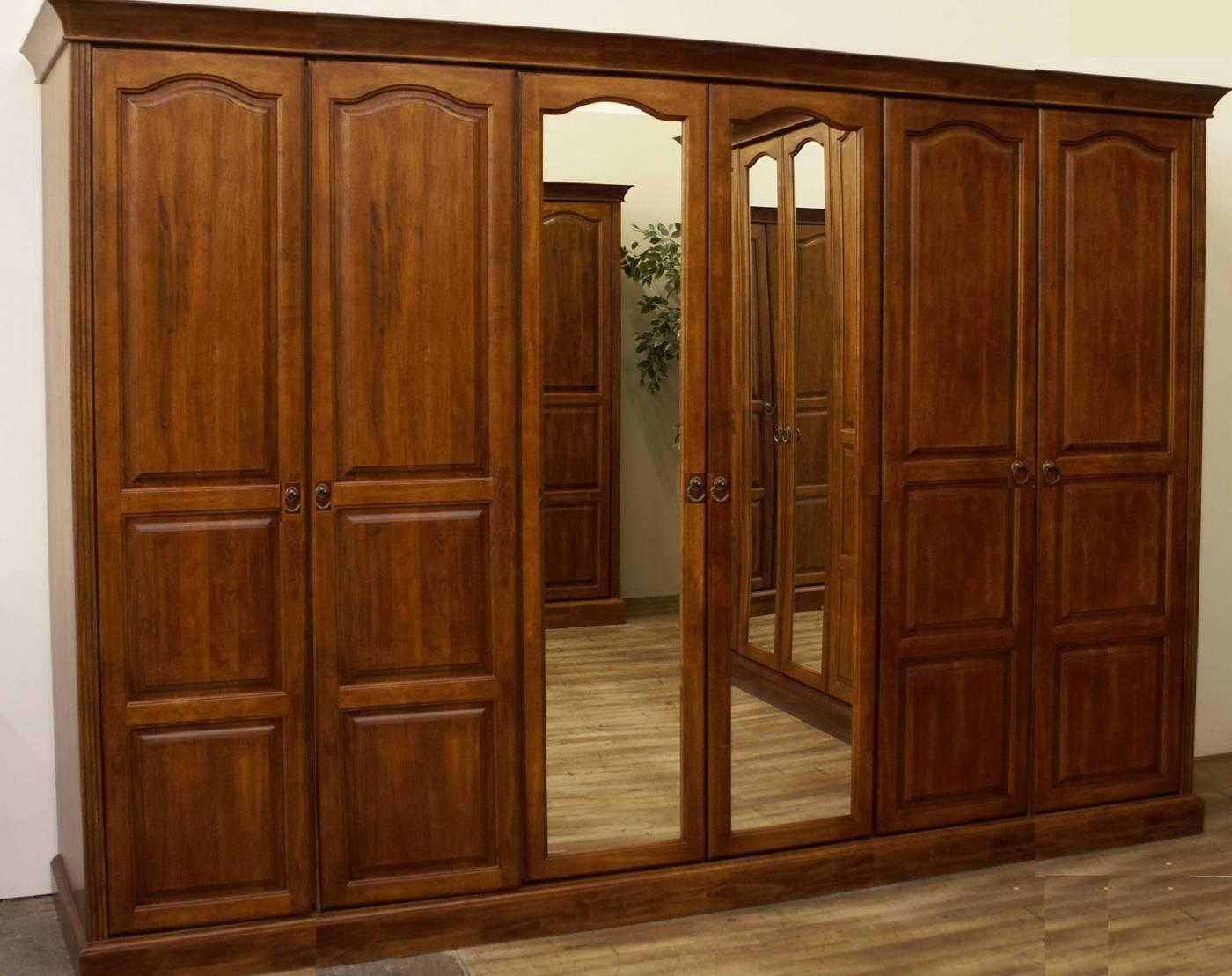 Heirloom Bedroom Furniture From The Bedroom Shop Ltd   Online within 6 Door Wardrobes Bedroom Furniture (Image 9 of 15)