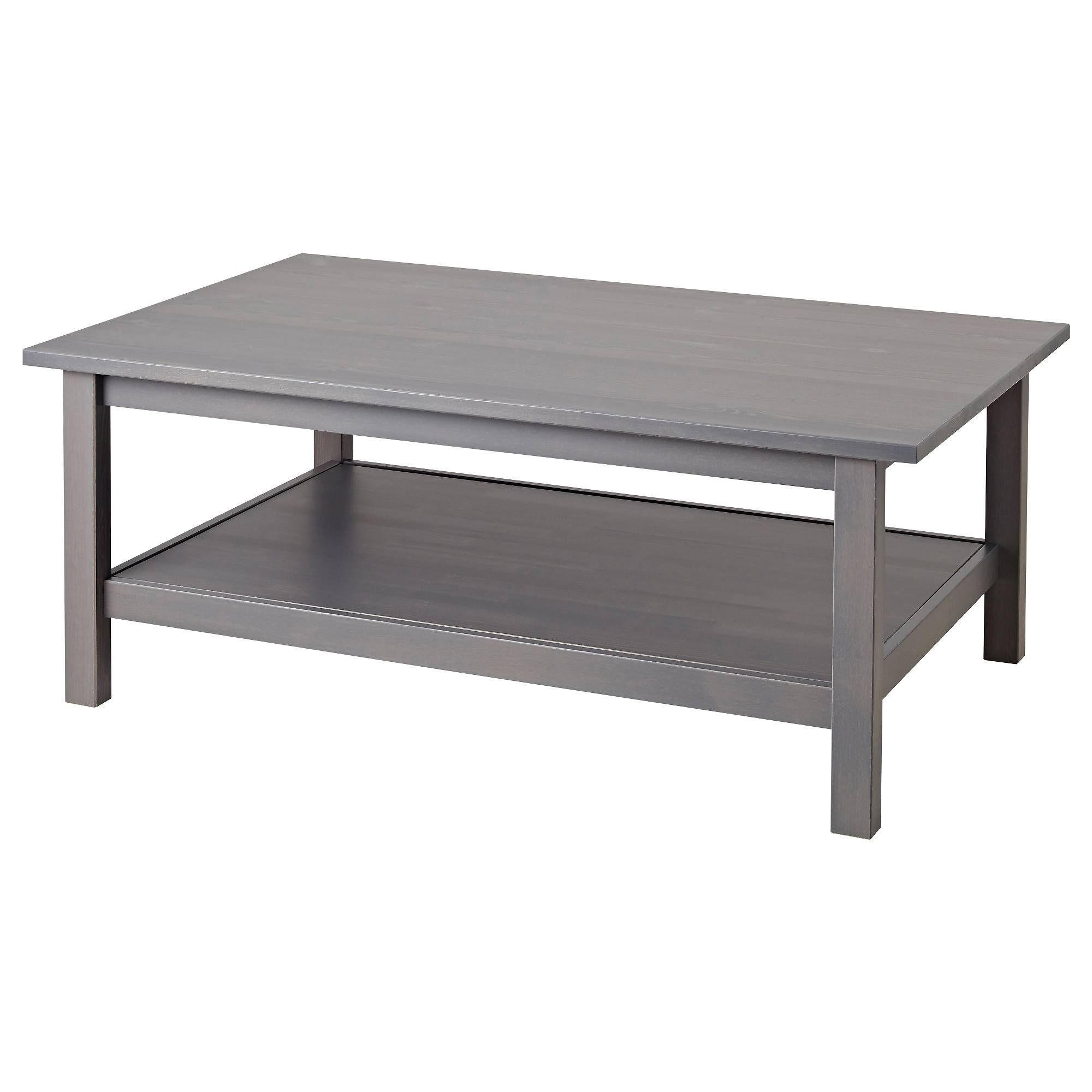 Hemnes Coffee Table - Black-Brown - Ikea for Gray Wash Coffee Tables (Image 26 of 30)