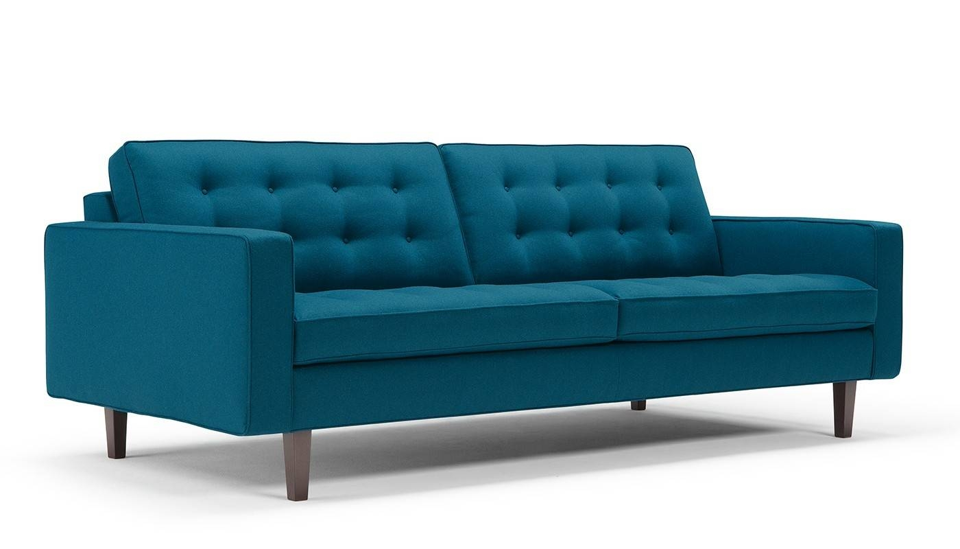 Hepburn 4 Seater Wool Sofa - Hepburn - Sofas intended for 4 Seater Couch (Image 21 of 30)