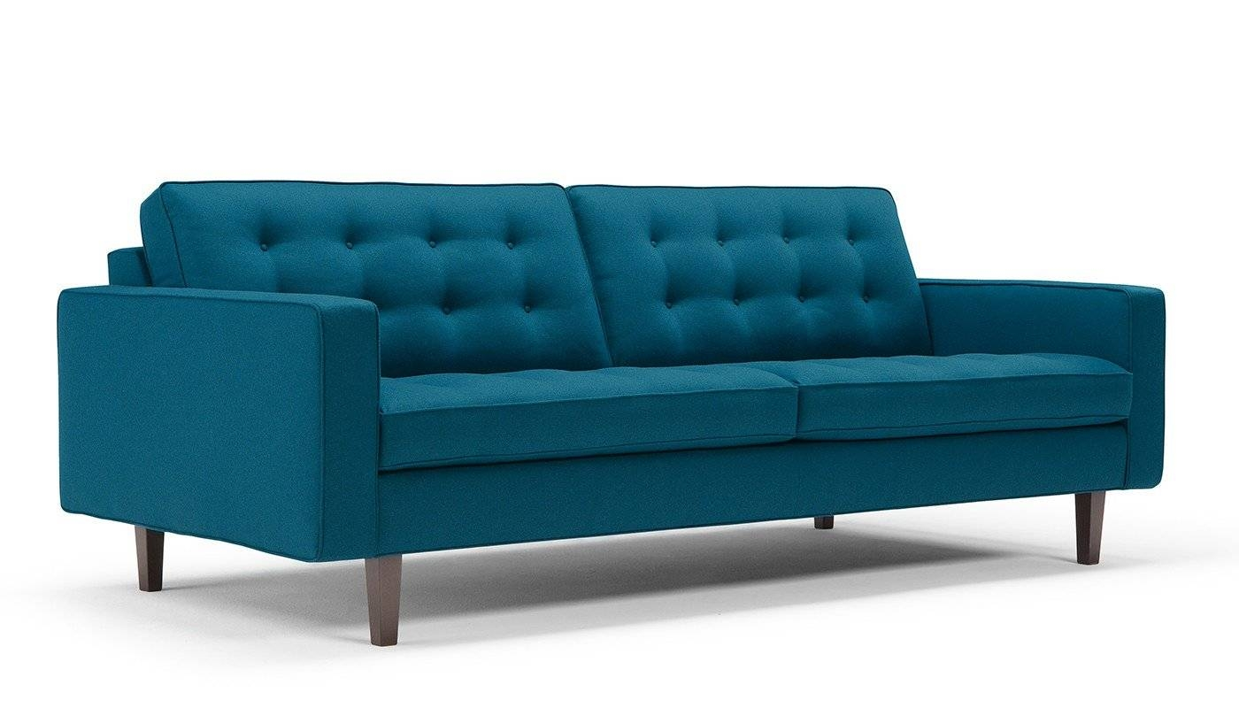 Hepburn 4 Seater Wool Sofa - Hepburn - Sofas regarding Large 4 Seater Sofas (Image 16 of 30)