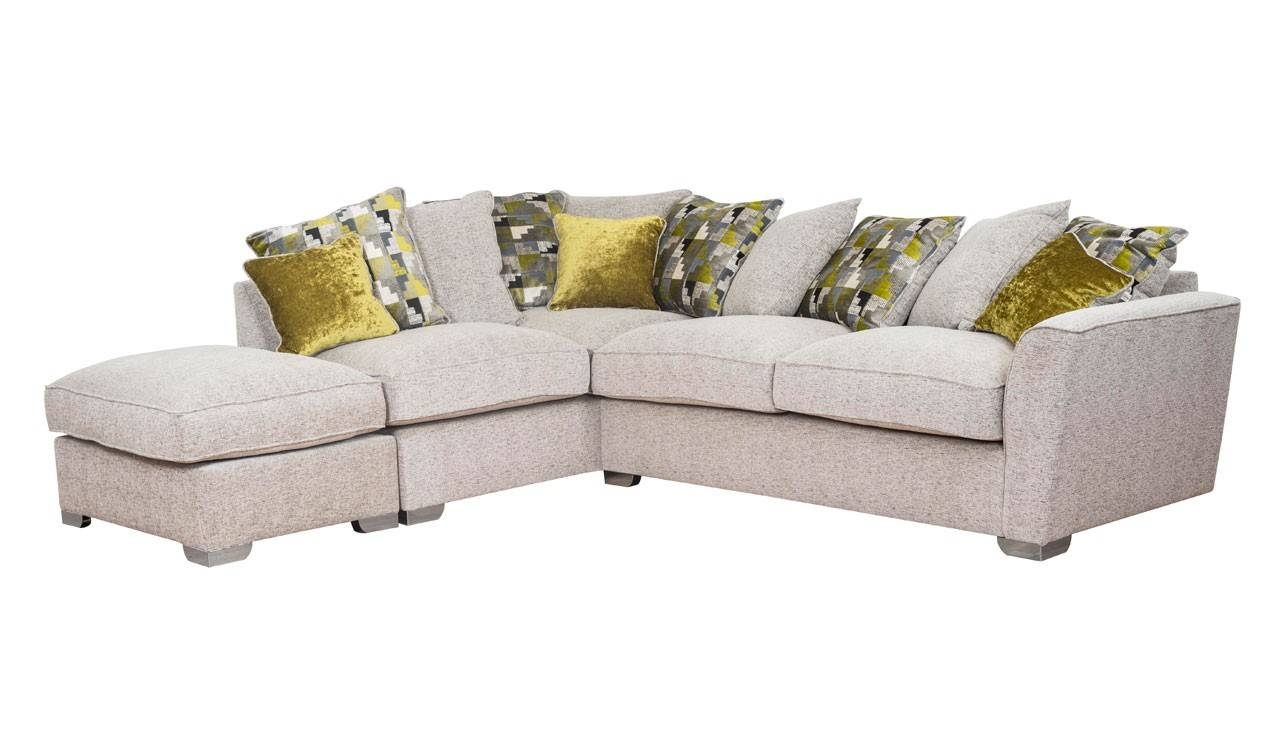 Hepburn Sofa Range | Corner Settees & Chairs | Ahf in Corner Sofa Chairs (Image 17 of 30)