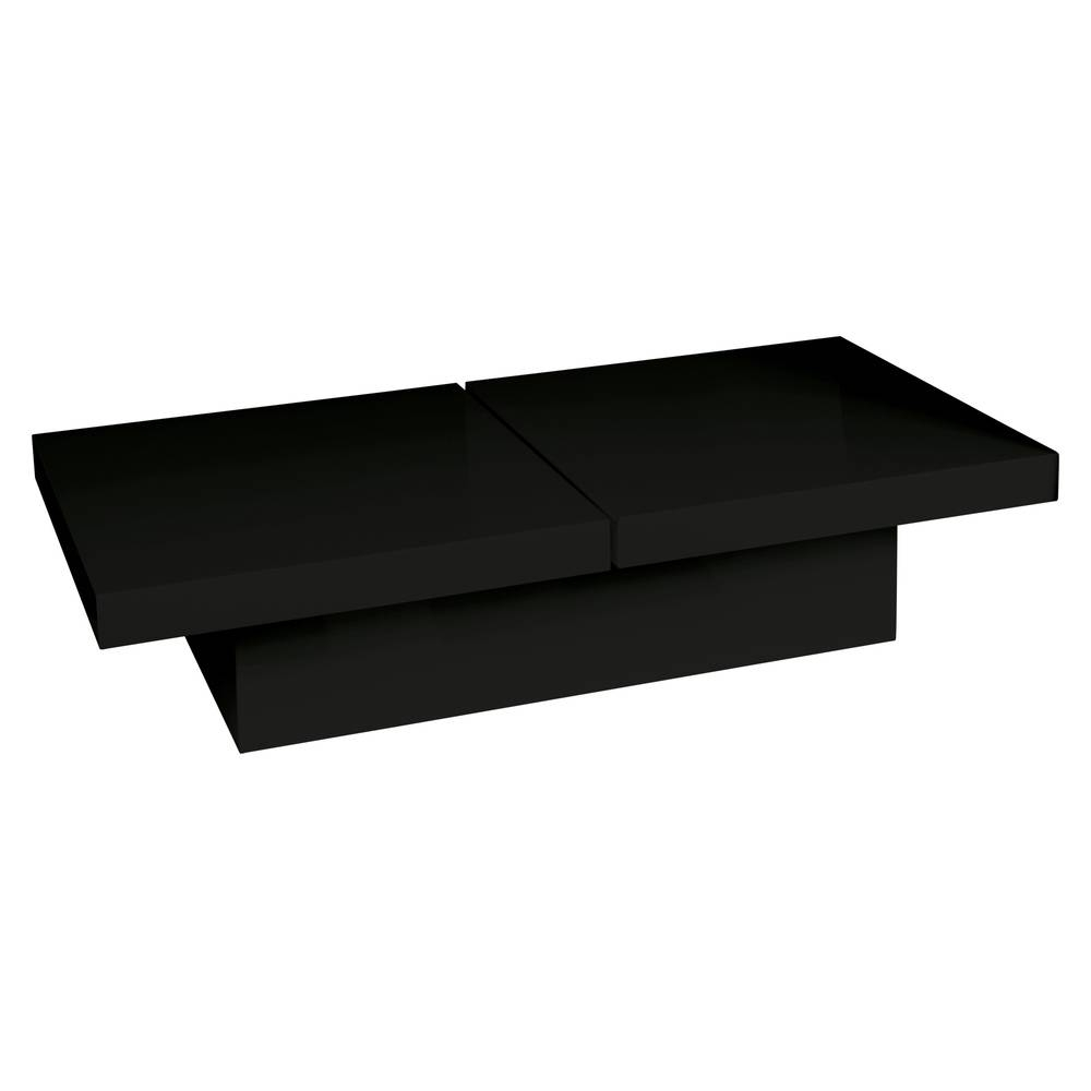 Hidden Storage Coffee Table ~ Bacill with regard to Red Gloss Coffee Tables (Image 10 of 30)