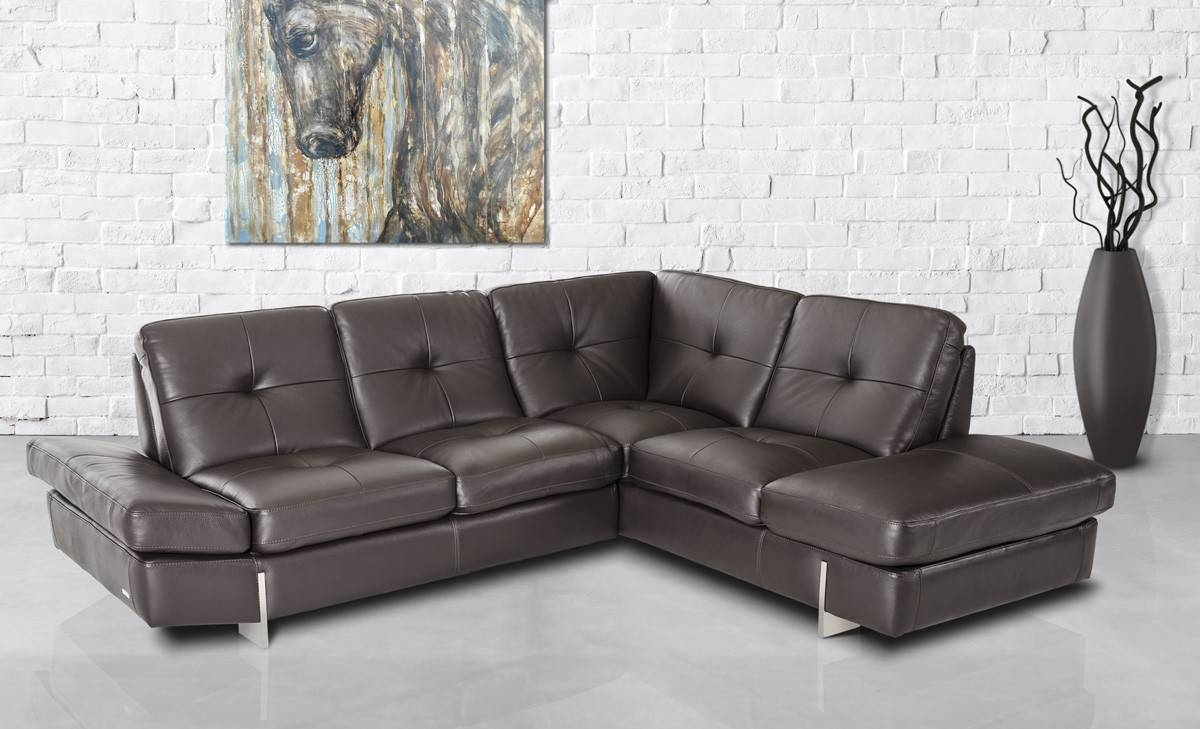 High End Leather Sectional Sofas - Video And Photos in High End Leather Sectional Sofa (Image 12 of 25)
