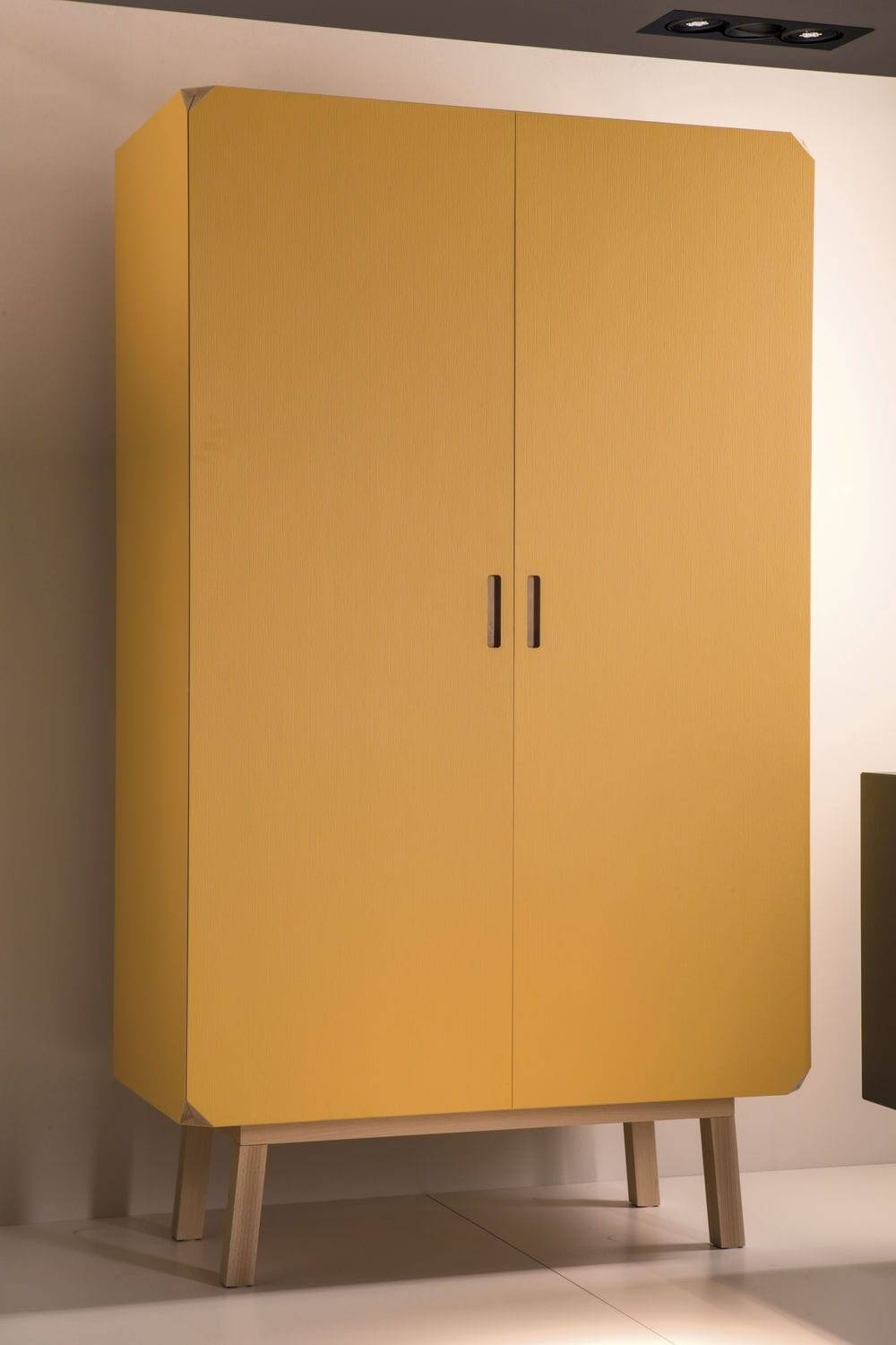 High Sideboard / Contemporary / Beech / Yellow - Cartalegno intended for Beech Sideboards (Image 16 of 30)