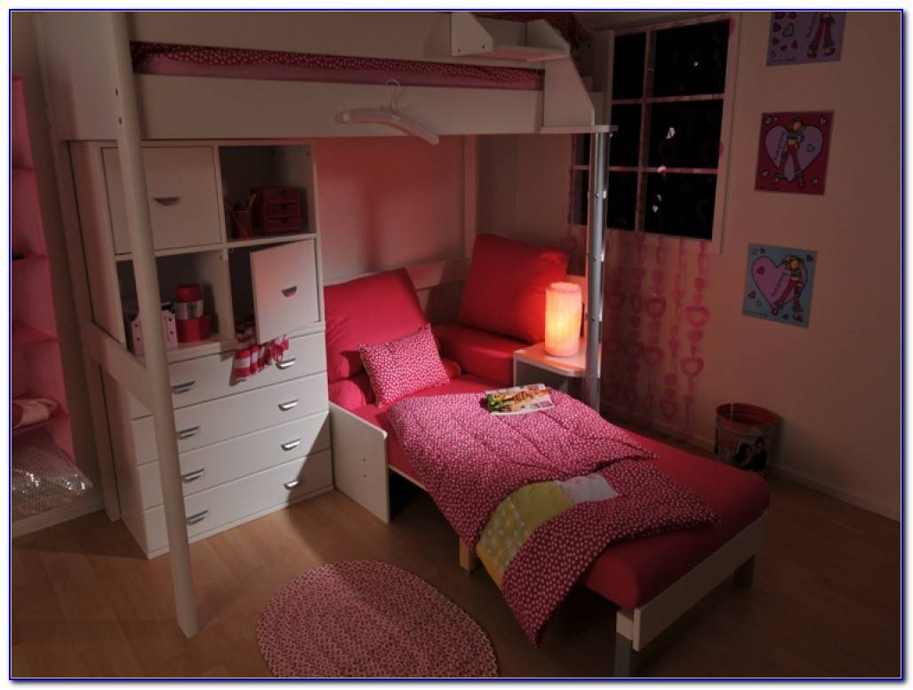High Sleeper Beds With Futon And Wardrobe - Futons : Home Design with High Sleeper With Wardrobes And Futon (Image 9 of 15)