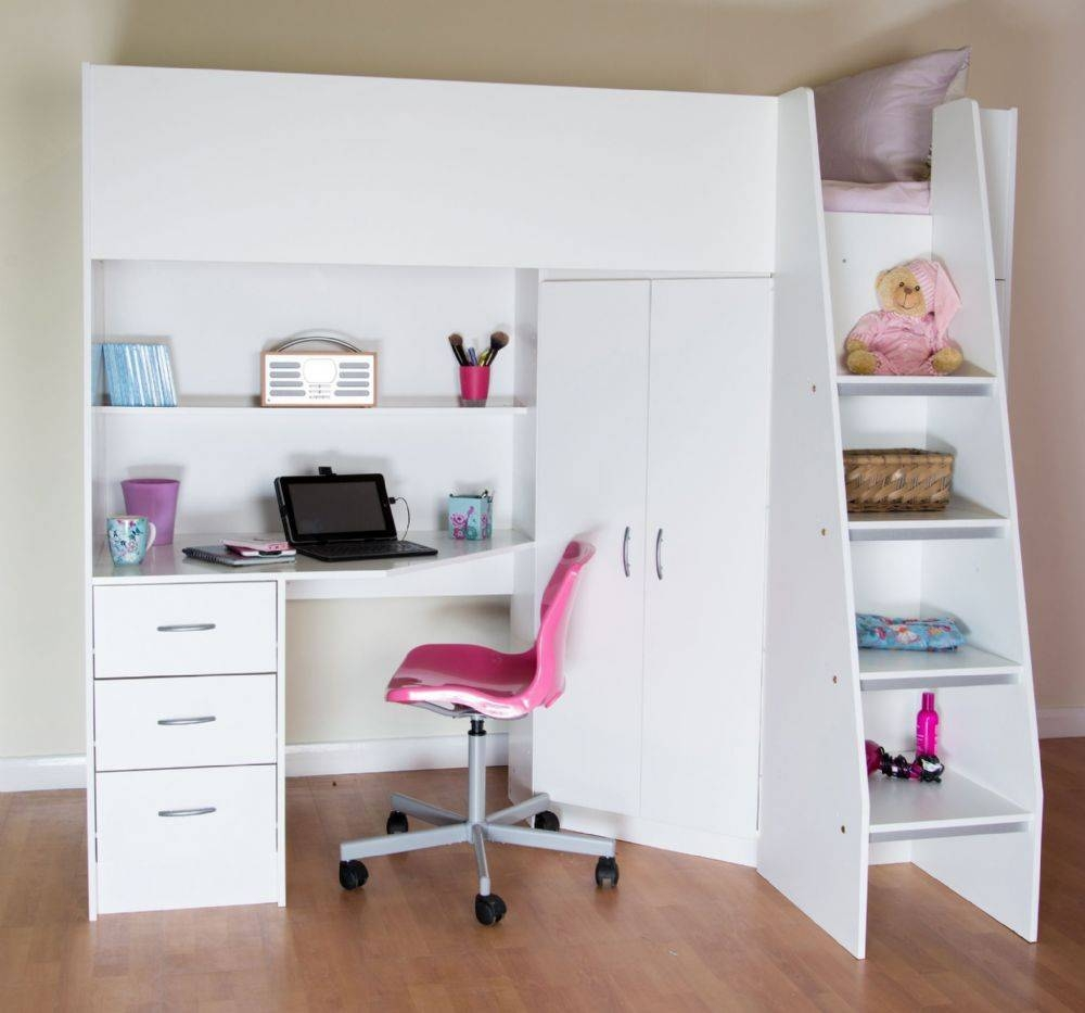 Featured Photo of Kids Cabin Beds With Wardrobes