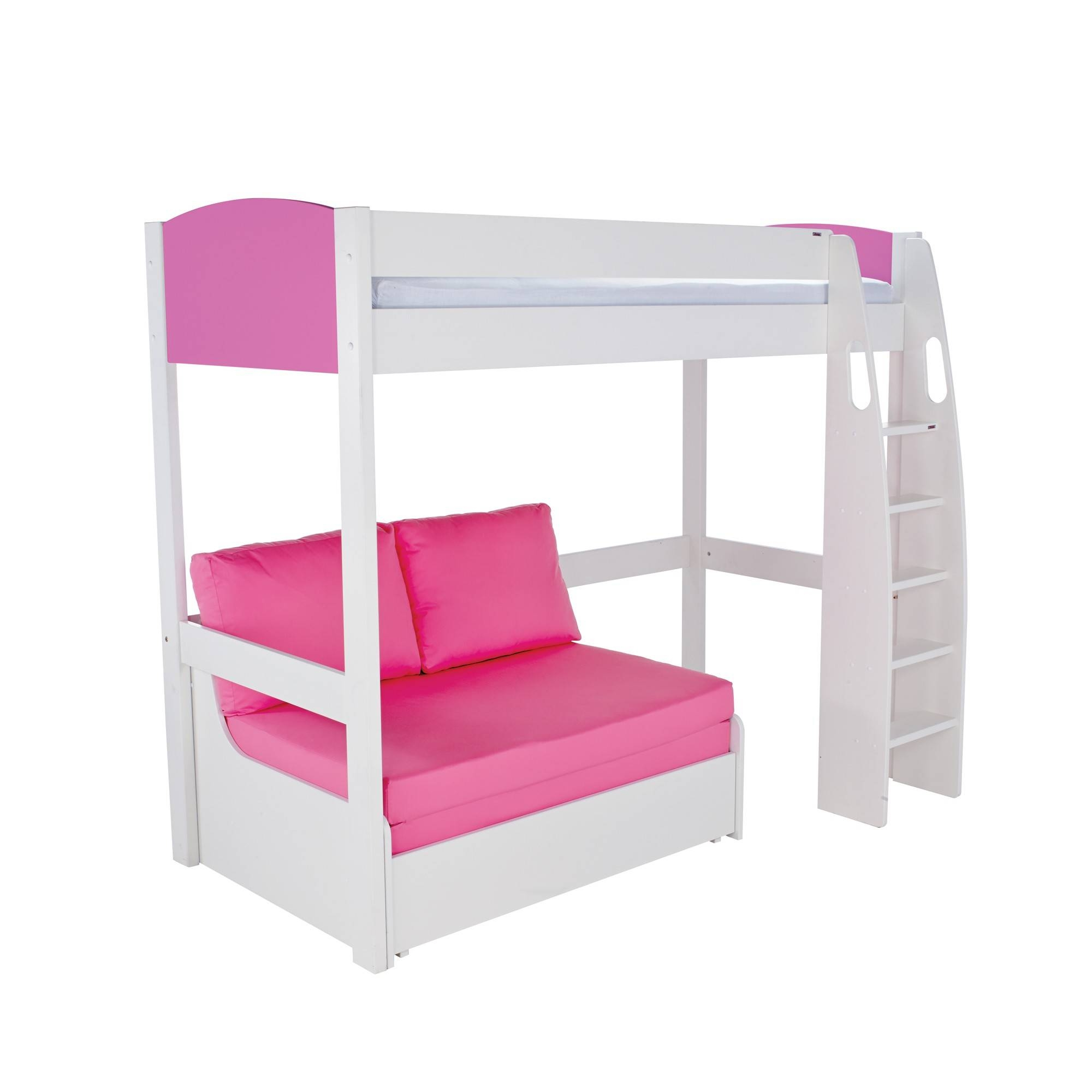 Highsleepers - Bedroom - Cookes Furniture inside High Sleeper With Desk And Sofa (Image 19 of 30)