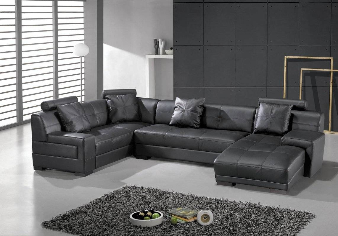 Hokku Designs Houston Modular Sectional & Reviews | Wayfair with regard to Houston Sectional Sofa (Image 6 of 25)