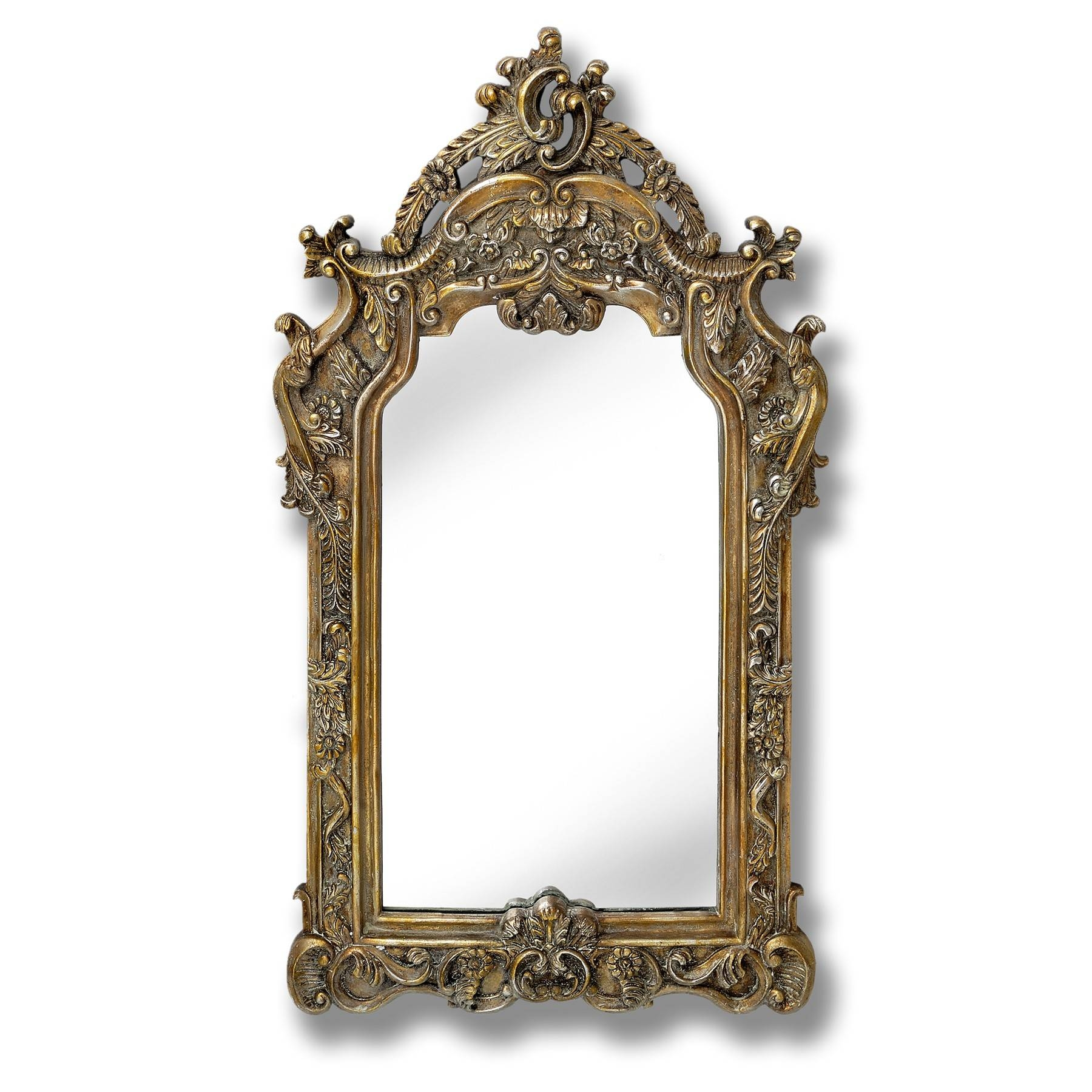 Home Decor: Finding Indispensable Criteria For Antique Mirrors Pertaining To Antique Mirrors (View 3 of 25)