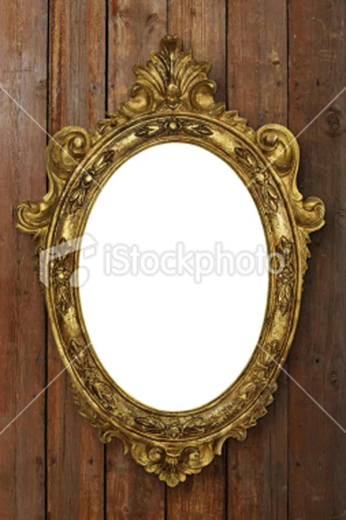 Home Decor: Use Antique Style Mirrors In Wall Decoration Of Your in Old Style Mirrors (Image 19 of 25)