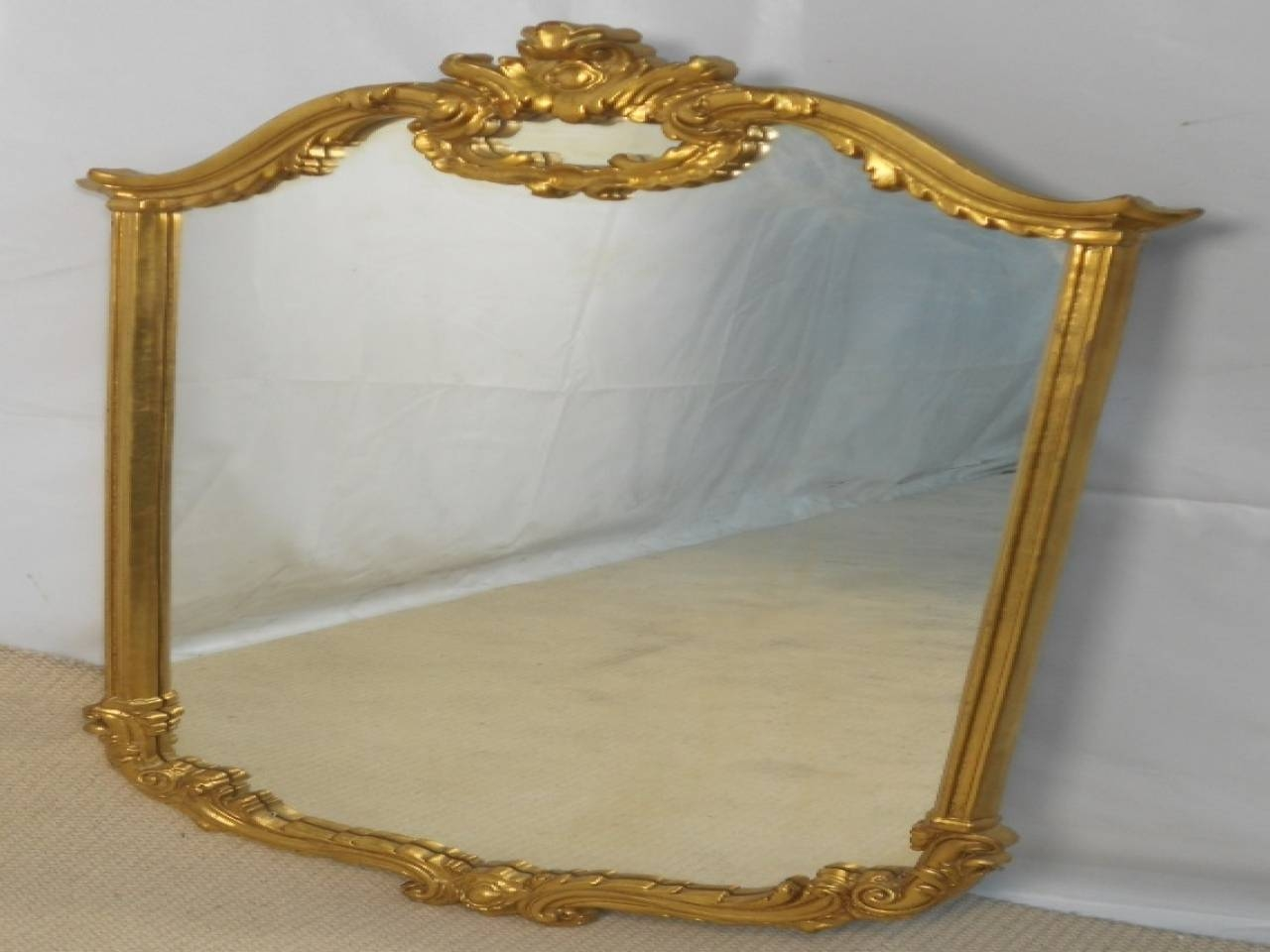 bathroom mirror vintage top 25 of vintage looking mirrors 11107