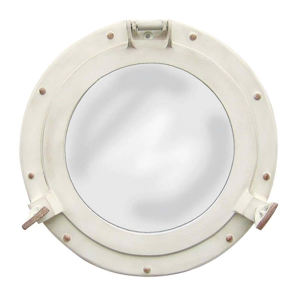 Home Decoration: Best Rustic Porthole Mirror – Decorative Porthole Intended For Chrome Porthole Mirrors (View 12 of 25)