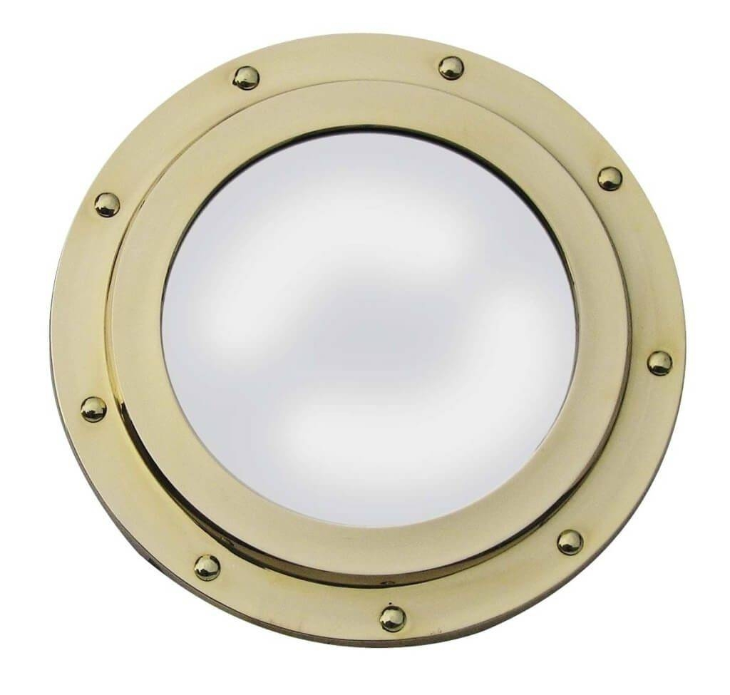Home Decoration: Cool Chrome Porthole Mirror Ideas – Decorative Regarding Chrome Porthole Mirrors (View 13 of 25)