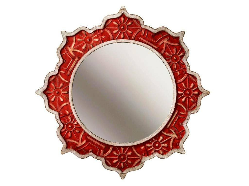 Home Decorative Mirrors Contemporary in Contemporary Mirrors (Image 17 of 25)