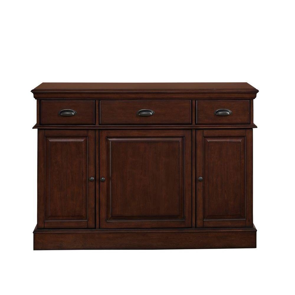Home Decorators Collection Bufford Antique Ivory Buffet-9485300410 intended for Fully Assembled Sideboards (Image 19 of 30)