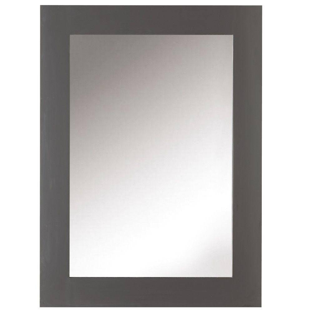 Home Decorators Collection - Mirrors - Wall Decor - The Home Depot for Iron Framed Mirrors (Image 12 of 25)