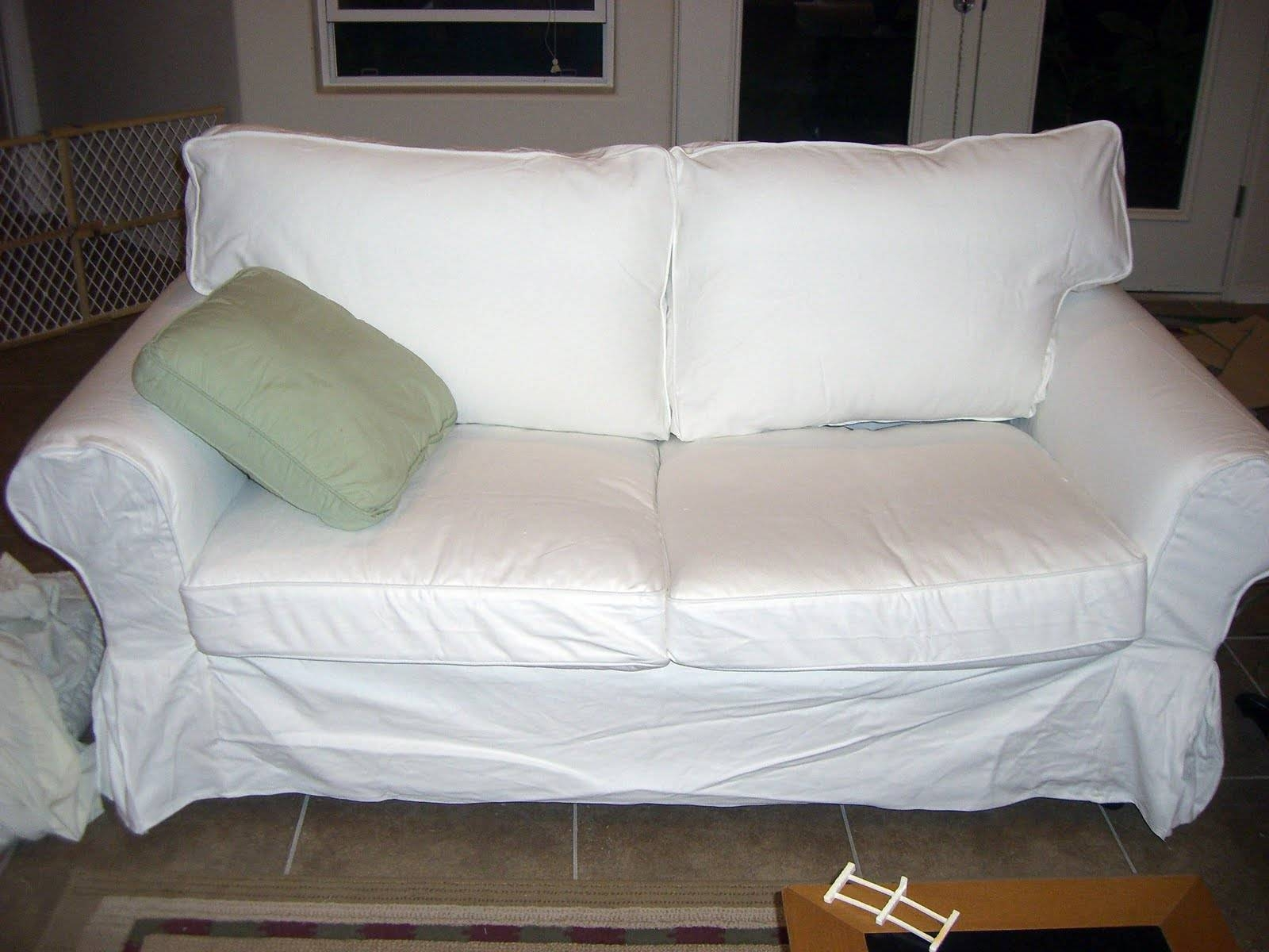 Home. Kids. Life.: Ikea Ektorp Wash & Review throughout Sofa With Removable Cover (Image 15 of 30)