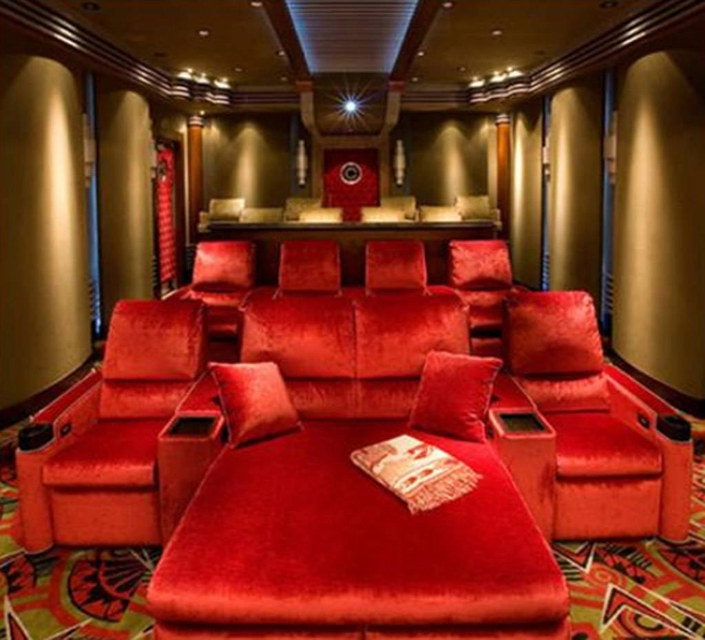 Home Theater Lounge Chairs. Best 25 Home Theatre Lounge Ideas On for Theater Room Sofas (Image 12 of 30)