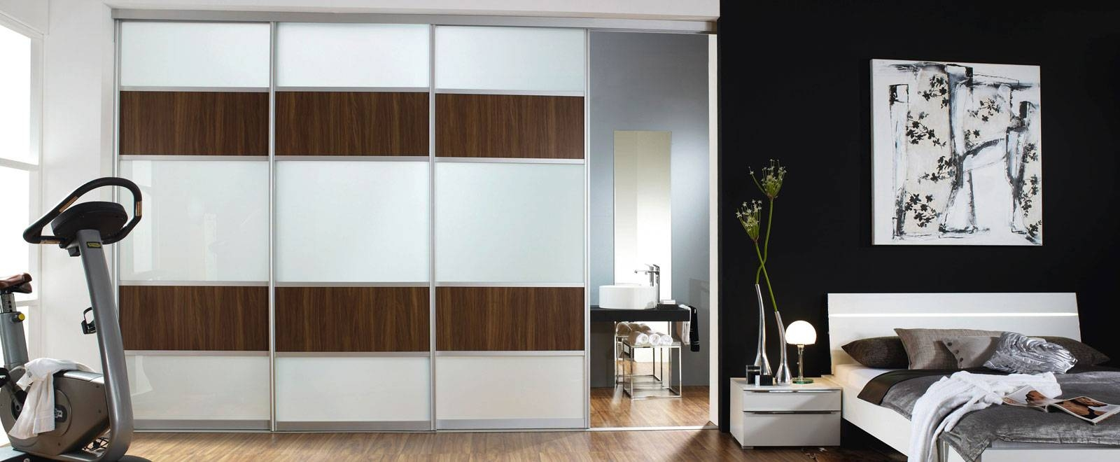 Home with Rauch Sliding Wardrobes (Image 5 of 15)