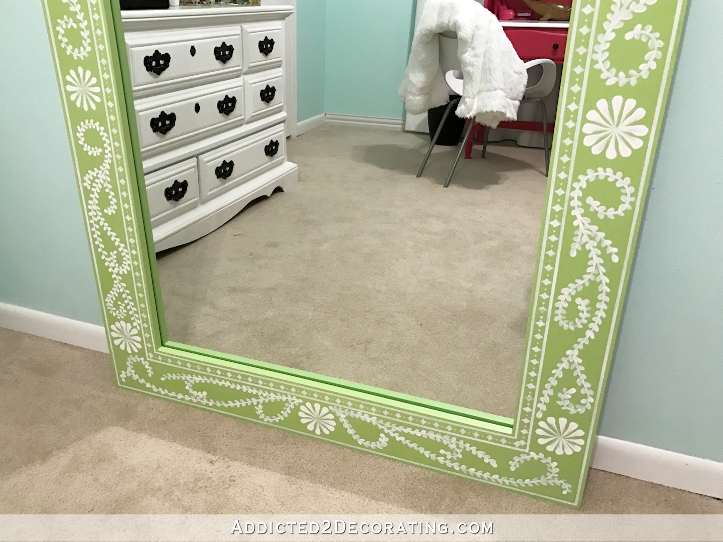 Homeware: Floor Length Mirrors | Tall Floor Mirrors | Full Length in Silver Floor Standing Mirrors (Image 17 of 25)