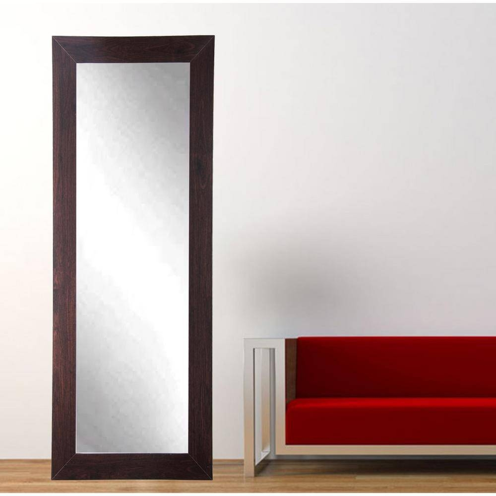 Homeware: Oval Full Length Standing Mirror | Large Floor Mirrors inside Large Floor Mirrors (Image 13 of 20)