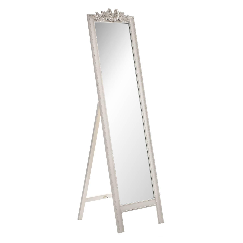 Homeware: Oval Full Length Standing Mirror | Large Floor Mirrors Inside Oval Freestanding Mirrors (View 19 of 25)