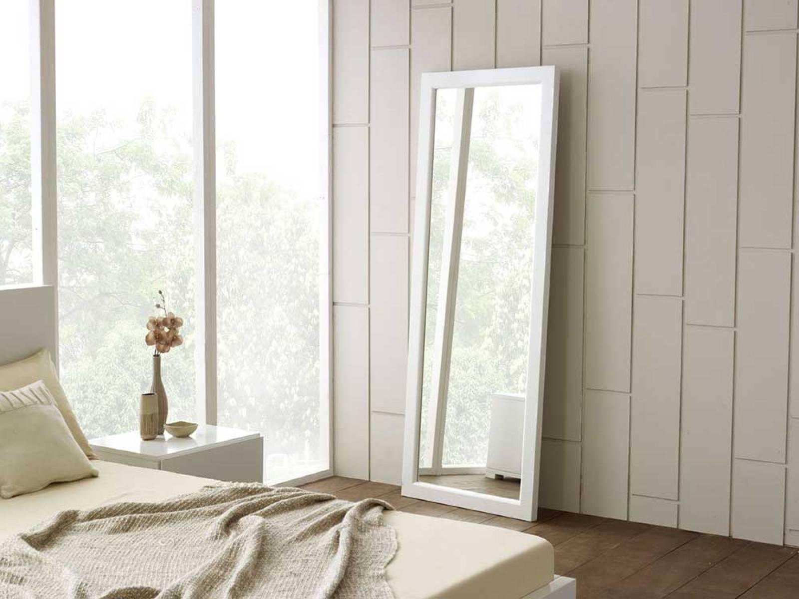 Homeware: Oval Full Length Standing Mirror | Large Floor Mirrors With Oval Freestanding Mirrors (View 22 of 25)