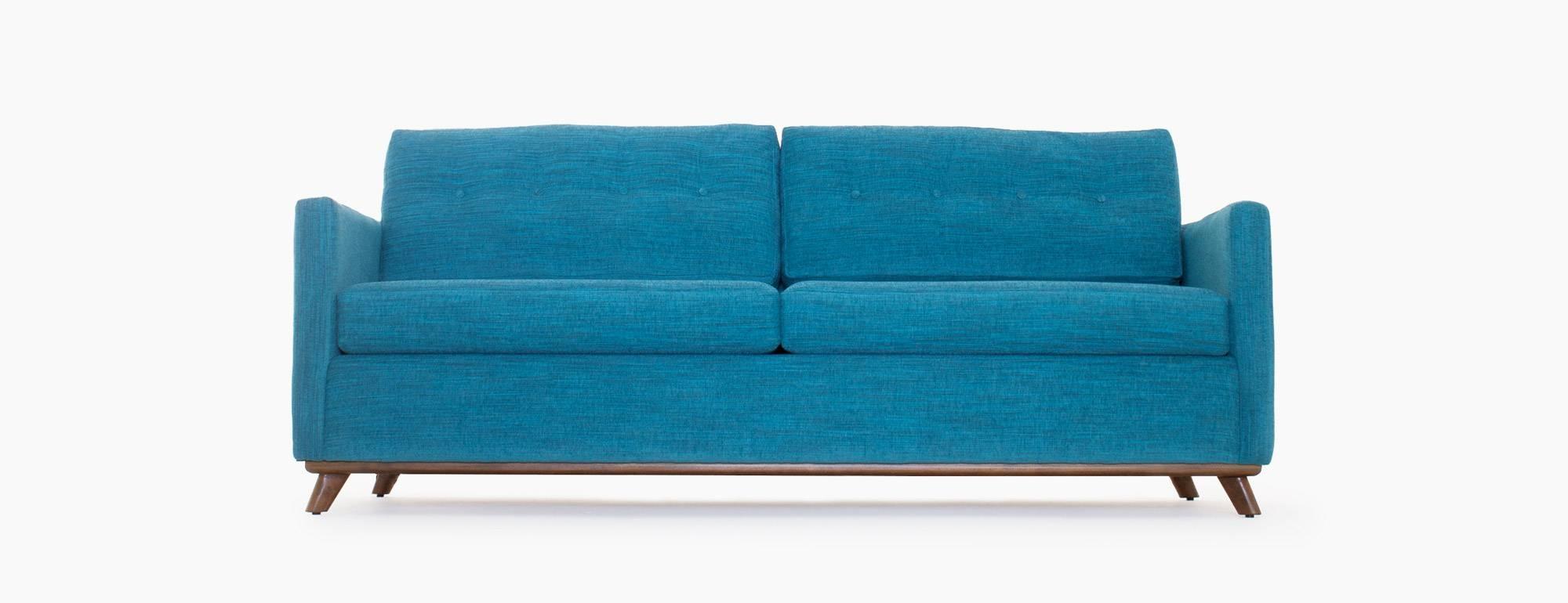 Hopson Sleeper Sofa | Joybird regarding Aqua Sofa Beds (Image 22 of 30)