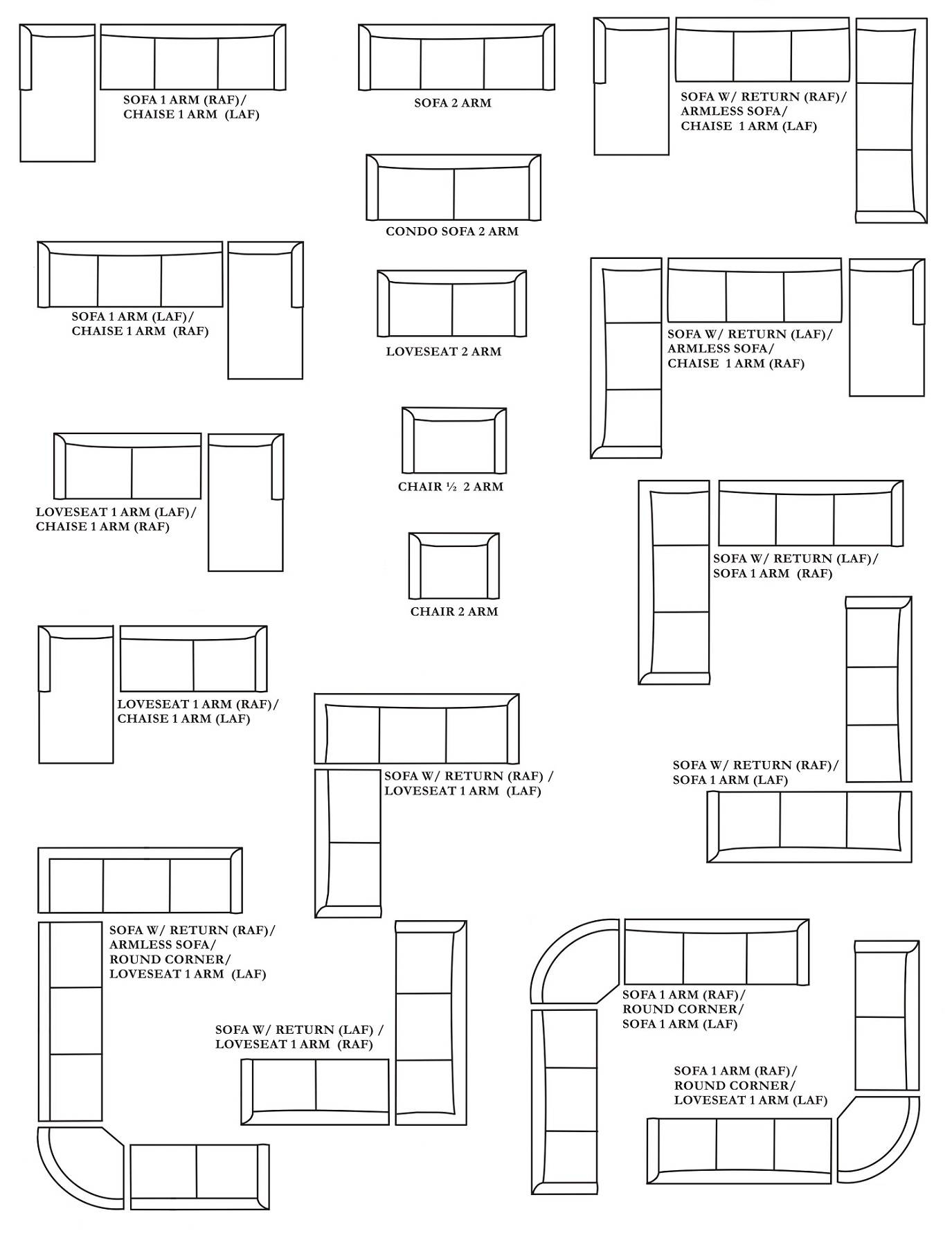 Hotelsbacau - Sectional Sofa Ideas regarding Customized Sofas (Image 17 of 30)