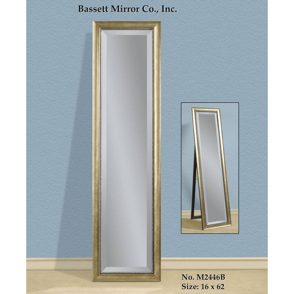 How To Decorate Your Room With A Full Length Mirror intended for Silver Cheval Mirrors (Image 17 of 25)