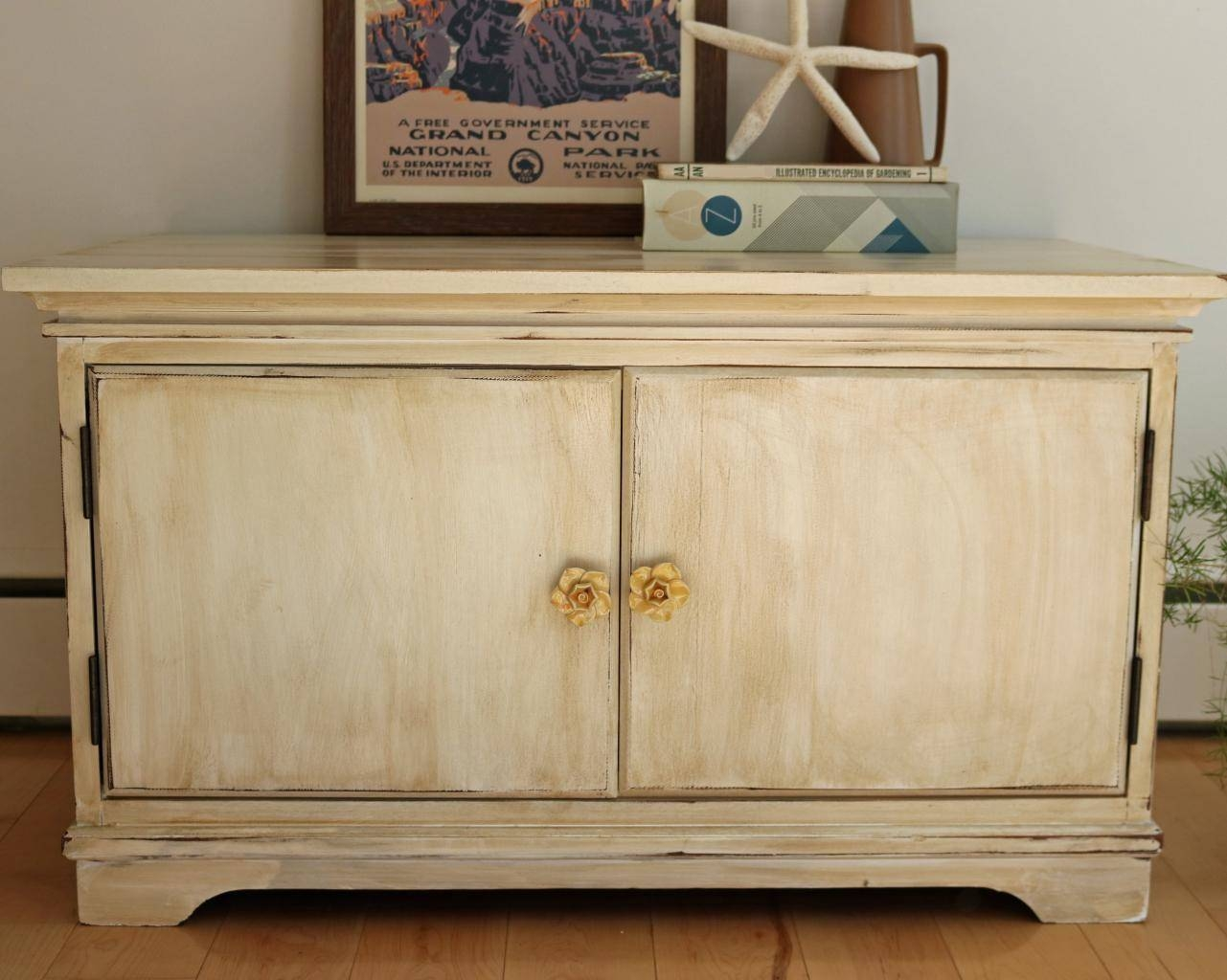 How To Distress Furniture | How-Tos | Diy inside Distressed Wood Sideboards (Image 18 of 30)