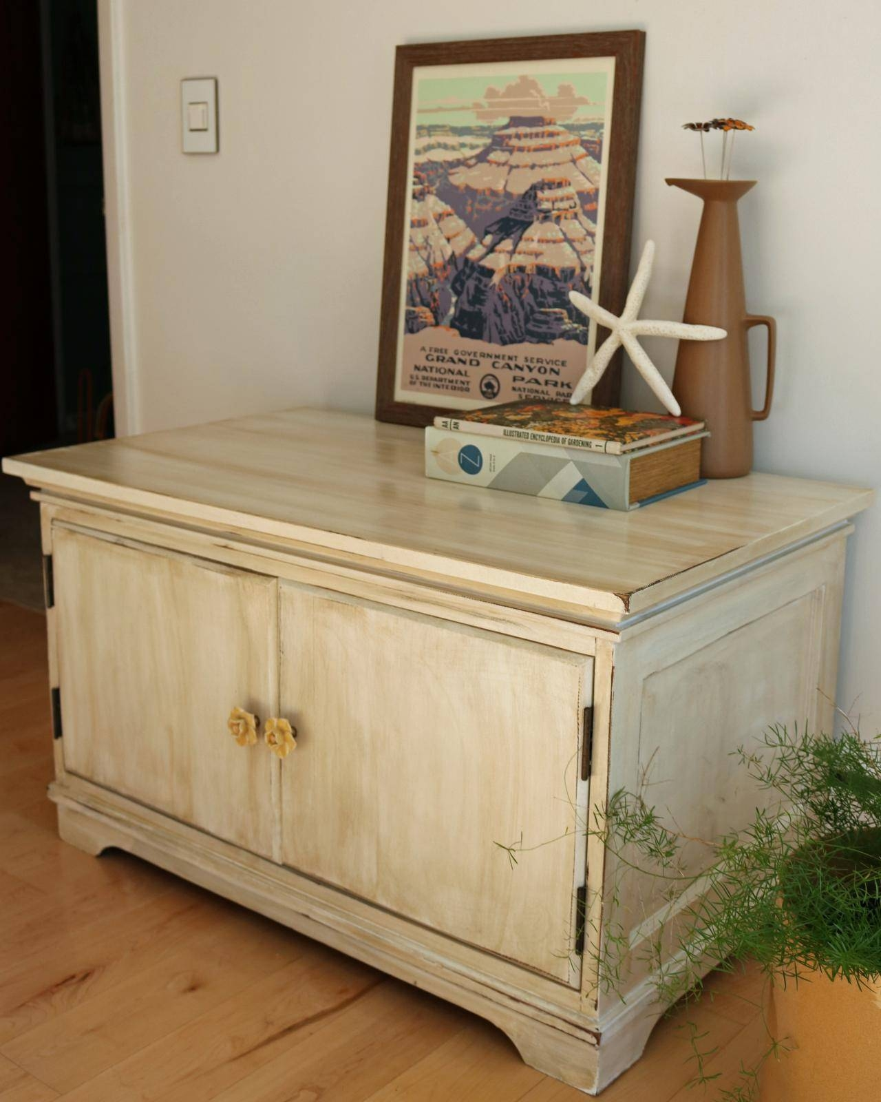 How To Distress Furniture | How-Tos | Diy regarding Distressed Wood Sideboards (Image 19 of 30)