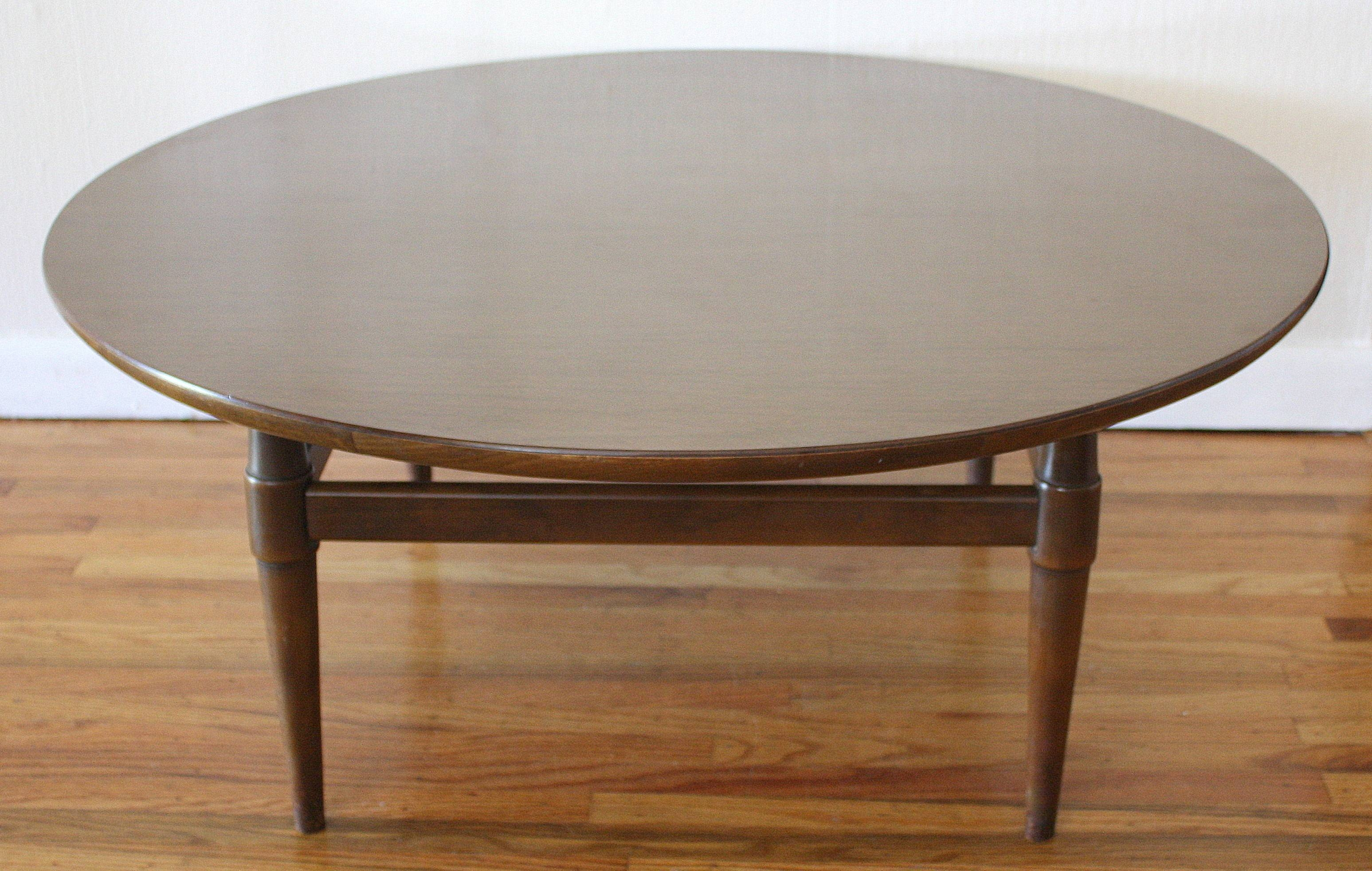 How To Make A Round Coffee Table with Circle Coffee Tables (Image 21 of 30)