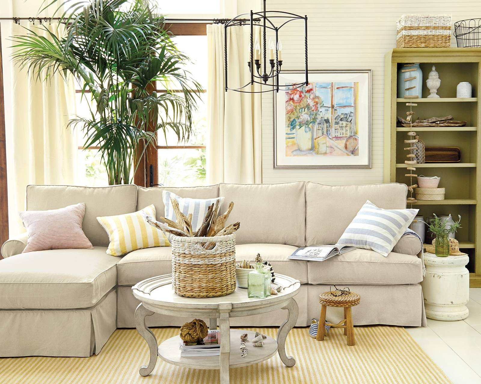 How To Match A Coffee Table To Your Sectional - How To Decorate pertaining to Coffee Table for Sectional Sofa With Chaise (Image 18 of 30)